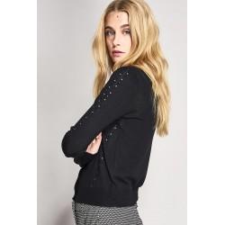 Camicia slim fit con rouches Gaudì