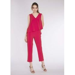 Combinaison rouge pour Femme Gaudì | Soldes d'été