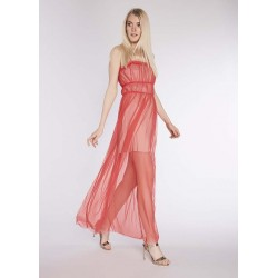 Robe longue fuchsia pour Femme Gaudì | Soldes d'été