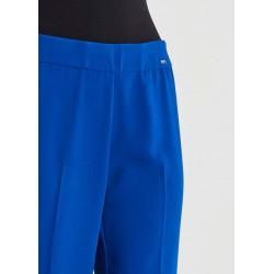 Pantalone lungo Gaudì blu elettrico da donna Gaudì IN SALDO   Saldi Estivi