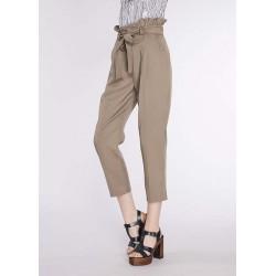 Pantalone lungo Gaudì marrone da donna Gaudì IN SALDO | Saldi Estivi