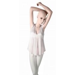 Blusa rosa da Donna in viscosa senza maniche Gaudì Primavera Estate 2020