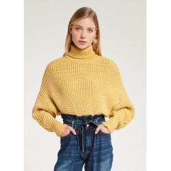 Maglia gialla dolcevita Gaudì Jeans