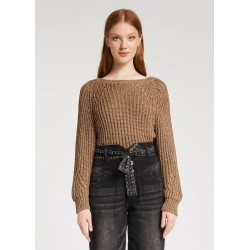 WINTER SALES | Woman - English rib knit Gaudì