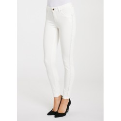 WINTER SALES | Woman - Push up White pants Gaudì Jeans