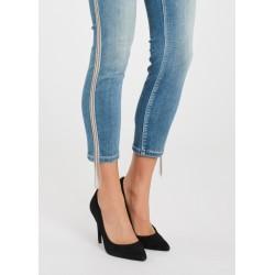 Jeans con dettaglio in passamaneria Gaudì Jeans