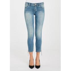 Jeans con dettaglio in passamaneria Gaudì JeansJeans