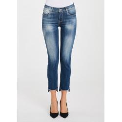 SALDI INVERNALI | Donna -  Jeans con fondo a taglio vivo Gaudì Jeans