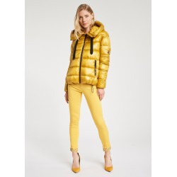 WINTER SALES | Woman - Yellow Down jacket Gaudì Jeans
