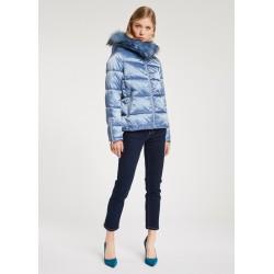 Piumino con cappuccio Gaudì Jeans
