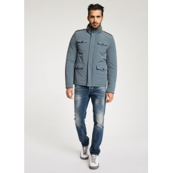WINTER SALES | Man - Saharan jacket in technical fabric Gaudì