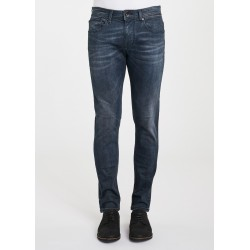 WINTER SALES | Man - Denim stretch jeans vintage treatment Gaudì Jeans