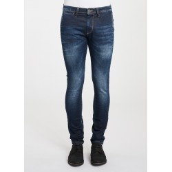 WINTER SALES | Man - Dark chino jeans with French pockets Gaudì Jeans