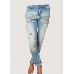 Jeans indaco chiaro da Uomo Gaudì Jeans Primavera Estate IN SALDO | Saldi Estivi