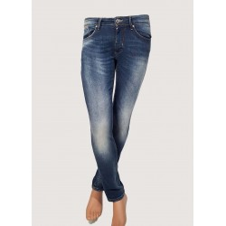 Medium-indaco jeans Gaudì
