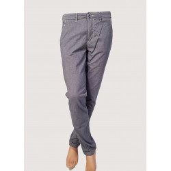 Pantaloni grigi in cotone da Uomo Gaudì Jeans Primavera Estate 2020