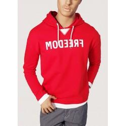 Red hoodie Gaudì