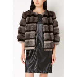 Short faux fur Gaudì