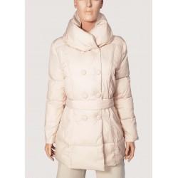 High collar down jacket Gaudì