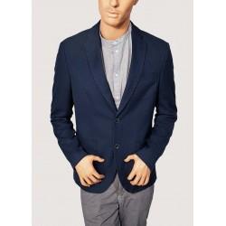 Winter blue jacket...