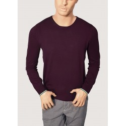 WINTER SALES | Fall Winter - Bordeaux crewneck sweater Gaudì