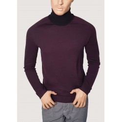 WINTER SALES | Fall Winter -  Bordeaux Turtleneck sweater Gaudì