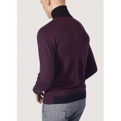 WINTER SALES | Fall Winter -  Bordeaux Turtleneck sweater Gaudì