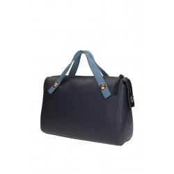 "Borsa top handle bag con tracolla ""ANGELICA"" Gaudì"