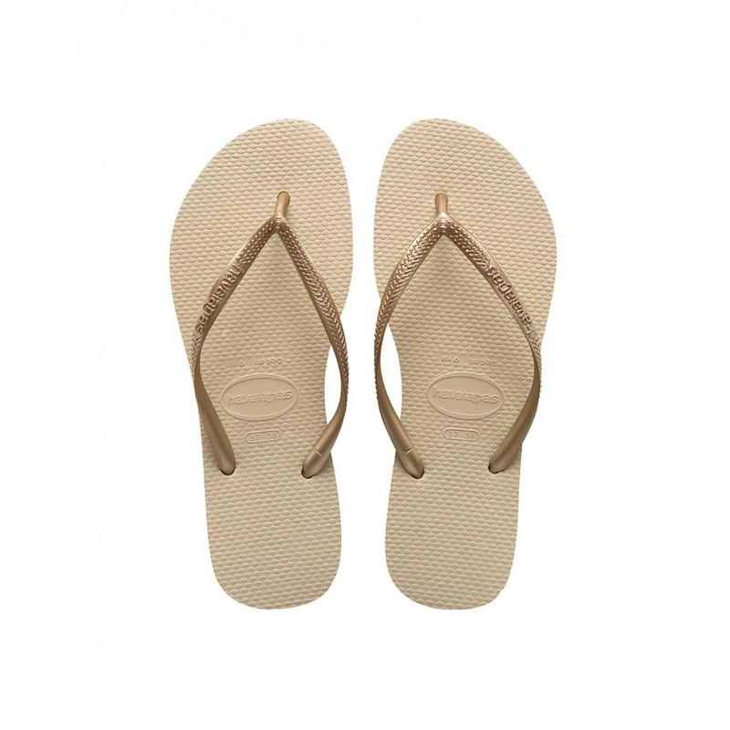 HAVAIANAS   Flip Flops Woman - Beige 2719