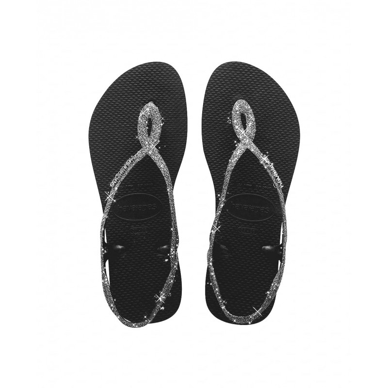 HAVAIANAS   Sandal Woman - Black 4057