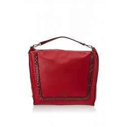 "Borsa zaino backpack ""AGATA"" Gaudì rosso"