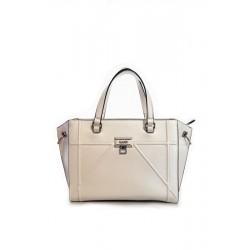 """Handle bag con tracolla """"BESSIE"""" Gaudì sabbia"""