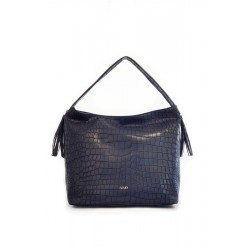 "Top handle bag ""ALICIA"" Gaudì blue"