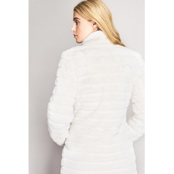 Faux fur coat Gaudì