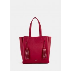 "Shopping Bag ""Eva"" Gaudì red"