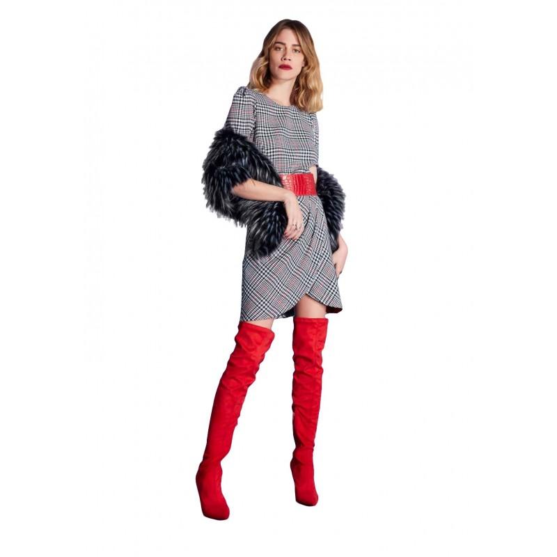 Short sleeve dress Gaudì