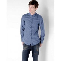 Denim shirt Trussardi Jeans