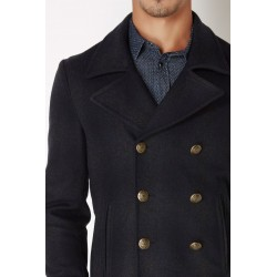 Double breasted coat Gaudì