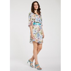 Women's Short floral dress Gaudì Spring Summer 2020