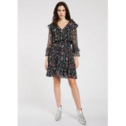Robe florale pour Femme Gaudì Printemps Été 2020