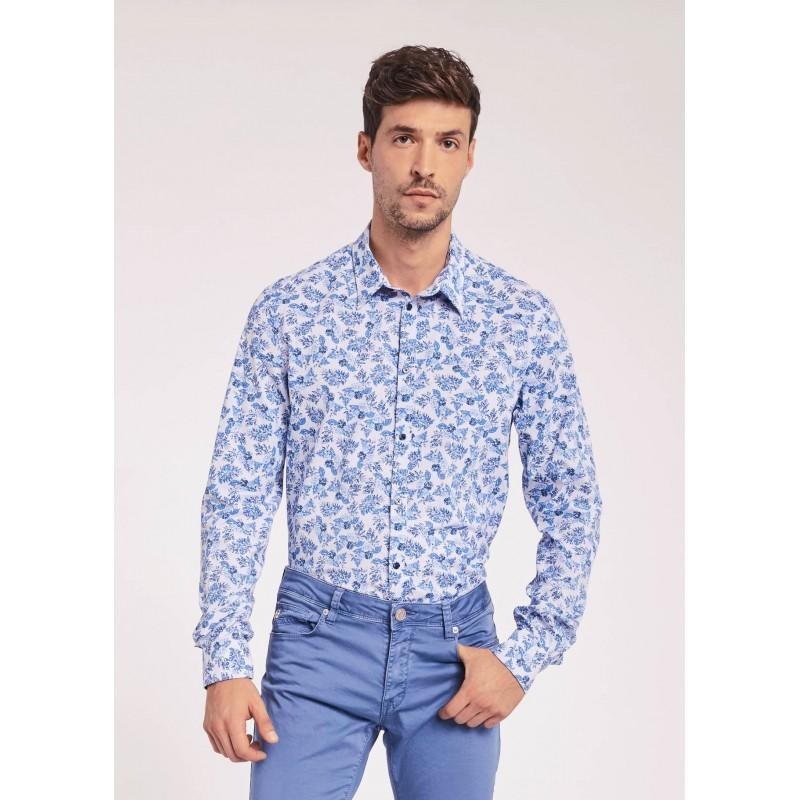 Men's Poplin shirt Gaudì Jeans Spring Summer 2020
