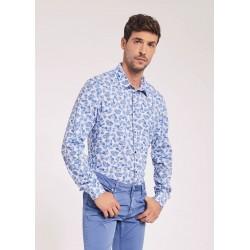 Poplin shirt Gaudì