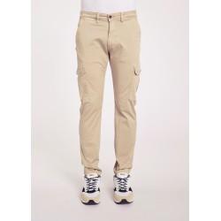 Pantaloni cargo in cotone Gaudì