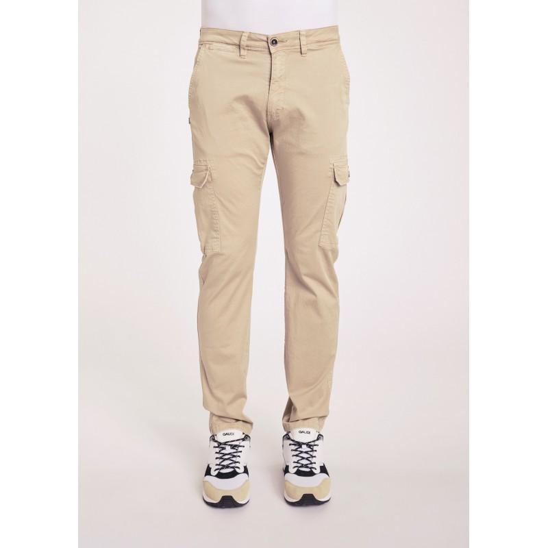Cotton cargo trousers Gaudì