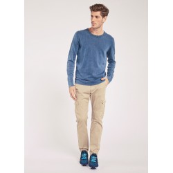 Pantaloni da Uomo cargo in cotone Gaudì Jeans Primavera Estate 2020
