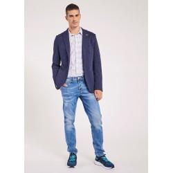 Camicia da Uomo a fiori Gaudì Jeans Primavera Estate 2020